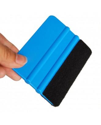 Aplicador de Vinil Duplo com Feltro e Plástico