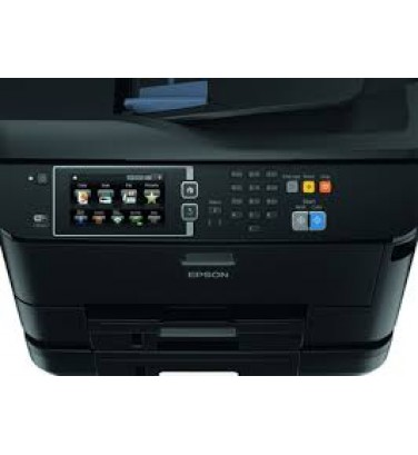 EPSON Workforce Pro WF-4640DTWF