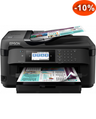 EPSON Workforce WF-7710DWF - A3+