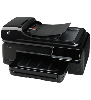 HP Officejet 7500A Wide Format e-All-In-One - A3+
