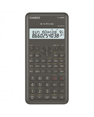 Casio FX 82 MS 2nd edition - Calculadora Científica