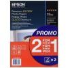 Papel Fotográfico Premium A4 Brilhante para Jato de Tinta 255 g