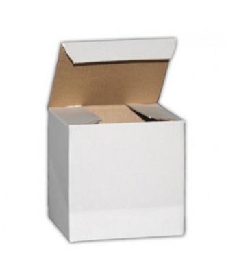 Caixa branca em cartão para canecas de 11oz (300ml)...